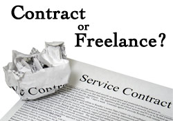 Hire us under contract or freelance? What is best for your business?
